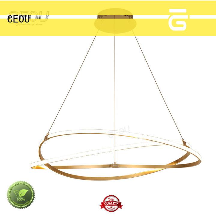 CEOU extraordinary modern multi light pendants acrylic for home decor