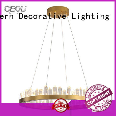 Top hanging pendant linear factory for home decor