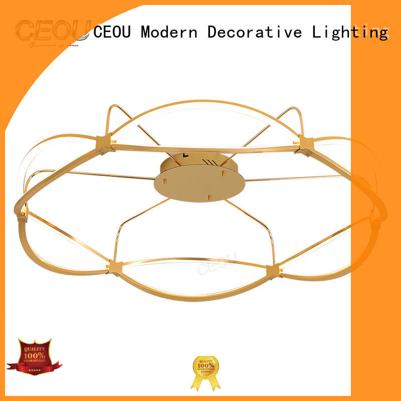romantic crystal ceiling lights aluminum supplier for hotel