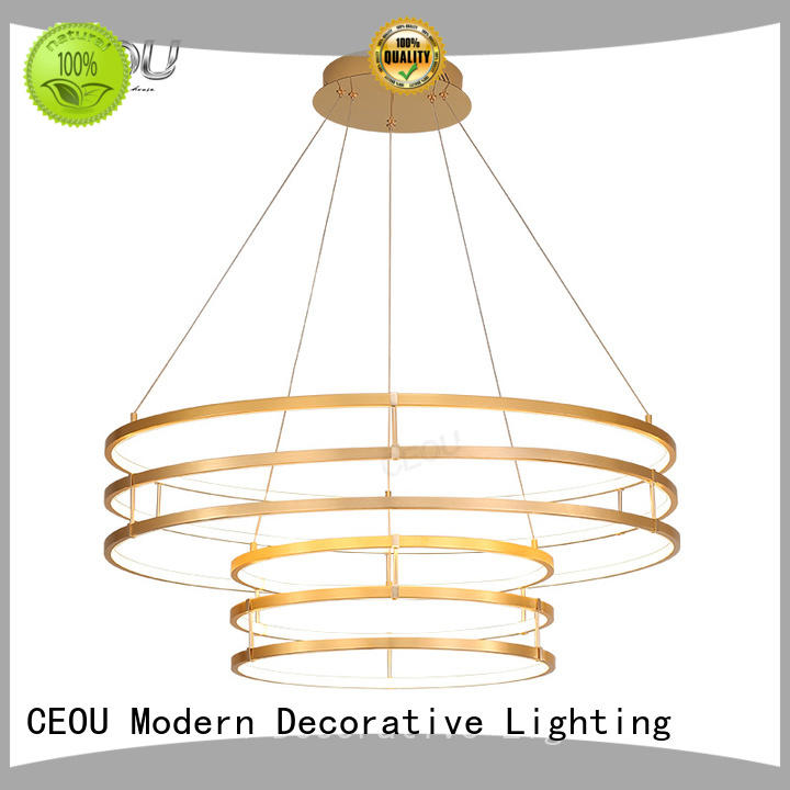 CEOU glass modern metal pendant lights company for home decor