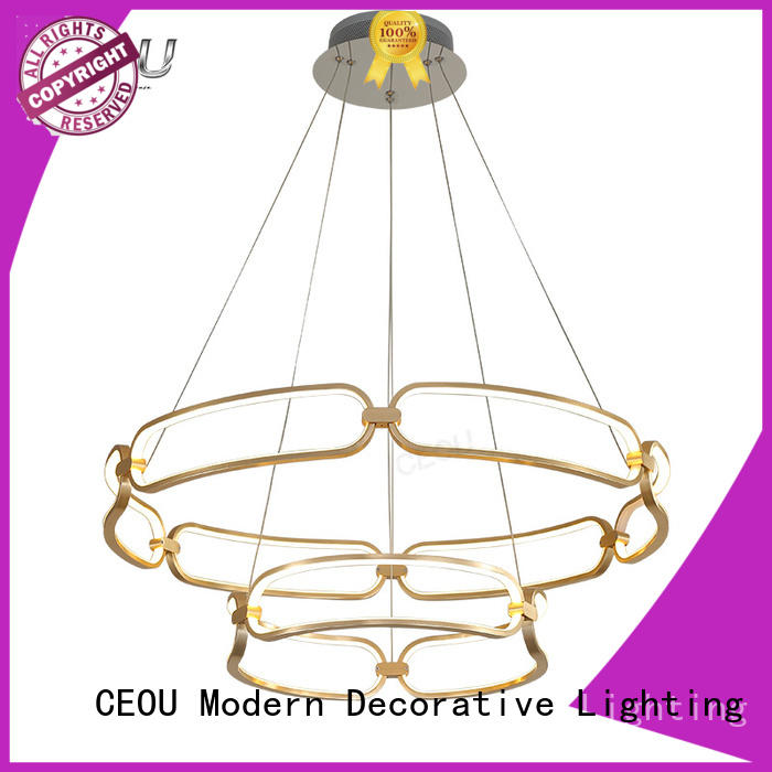 CEOU Latest chandelier bedroom light for business for hotel