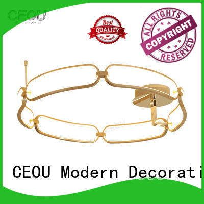 CEOU linear led ceiling lamp supplier for bedroom