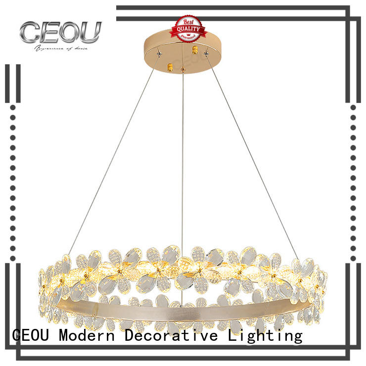 CEOU luxury bedroom pendant lights amazing for home decor