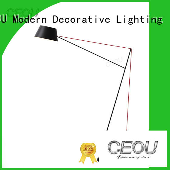 nordic led floor standing lamp acrylic for living room