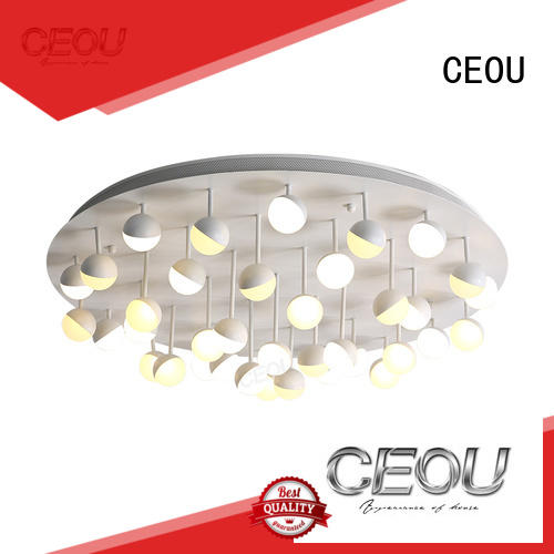 CEOU romantic crystal ceiling lights manufacturer for living room