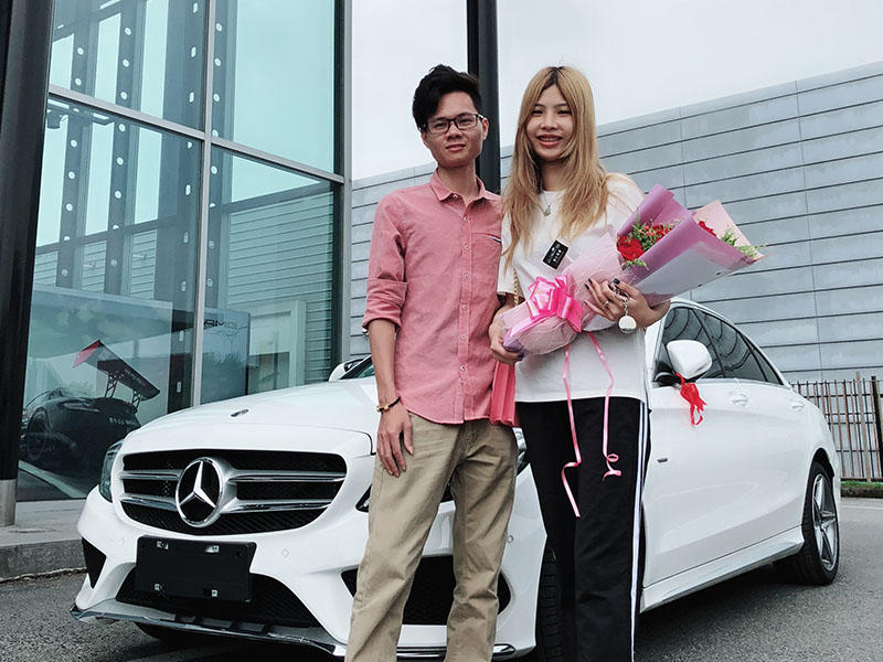 Leading the purchase of Mercedes