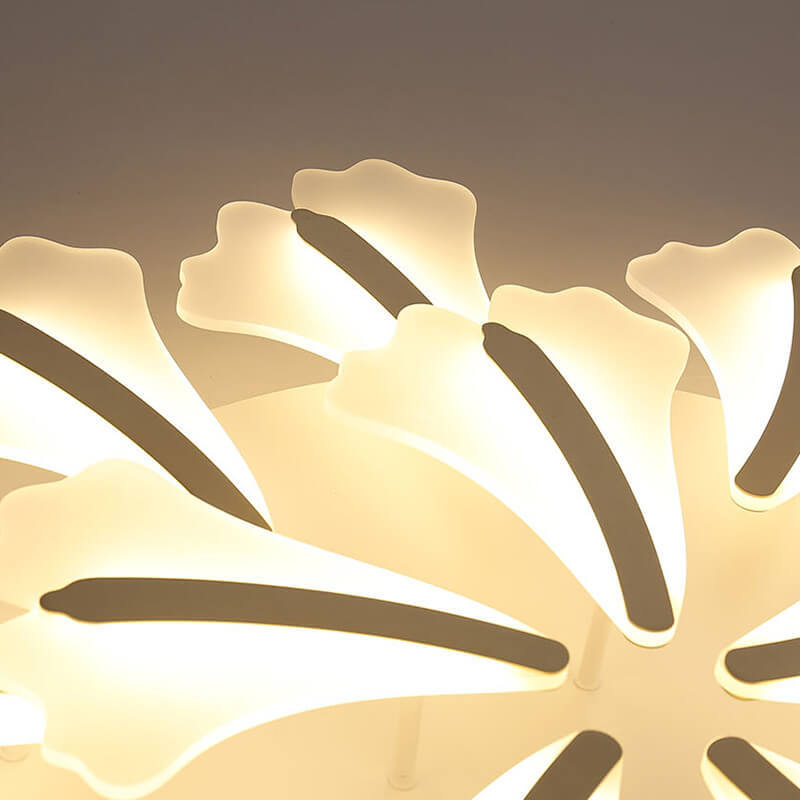 Hot sales flower shape surface mounted ceiling light CD1028