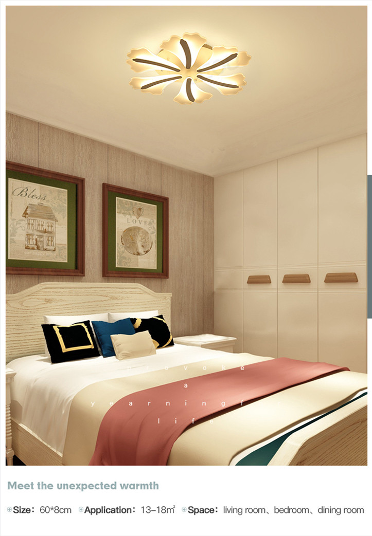 luxury ceiling led panel light glass manufacturer for bedroom-12