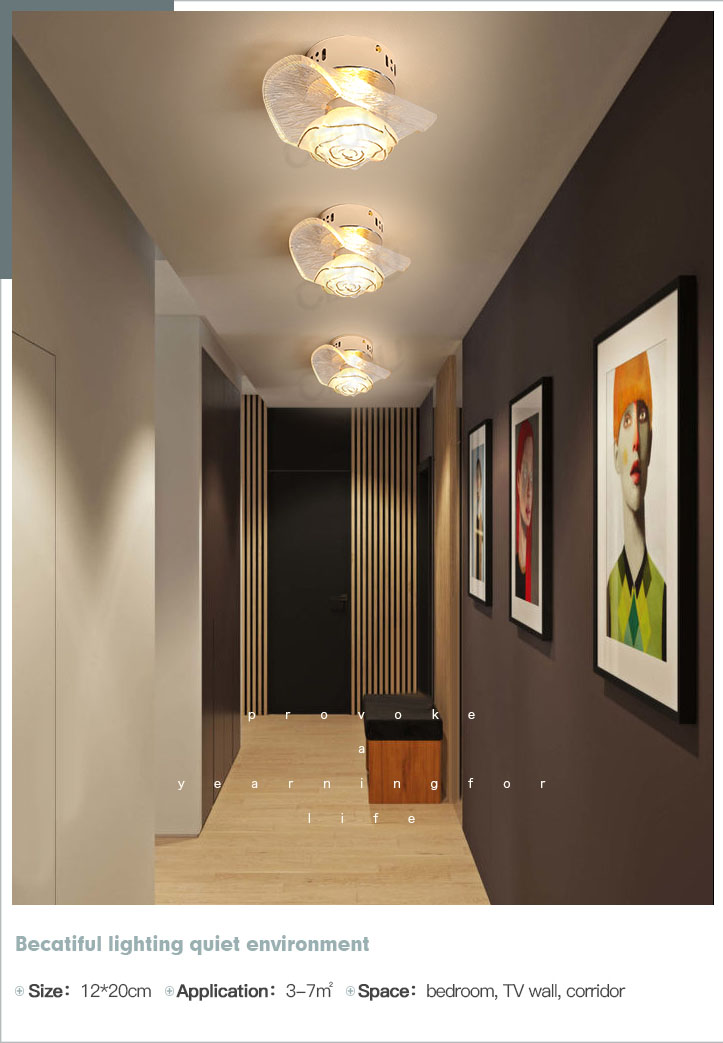 CEOU LED decorative wall lights customized for bedroom-9