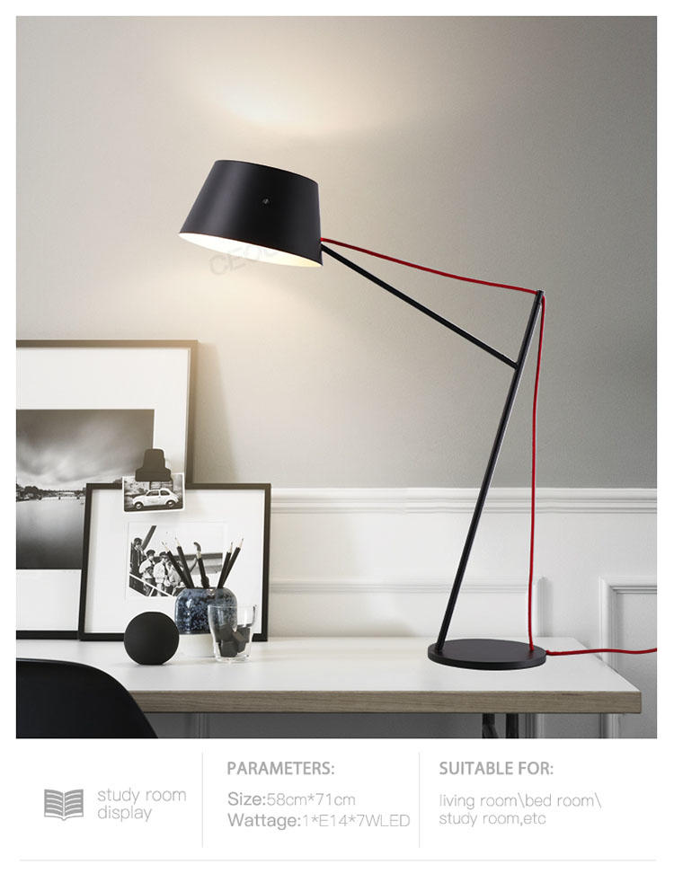 CEOU special table light online wrought iron for office