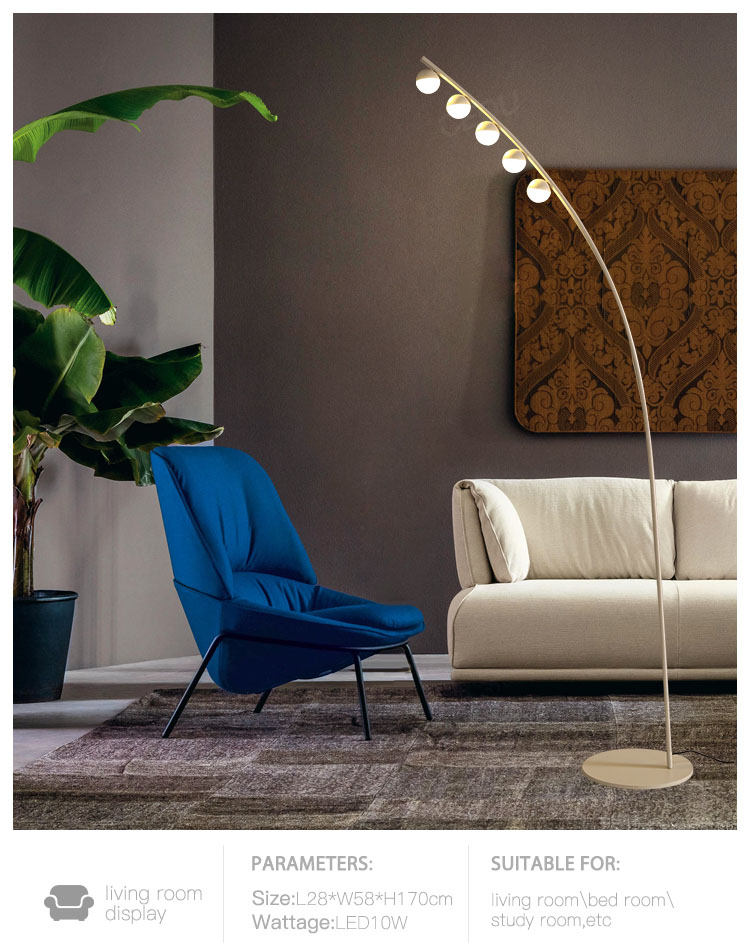 CEOU quality modern adjustable floor lamp customized for living room-8