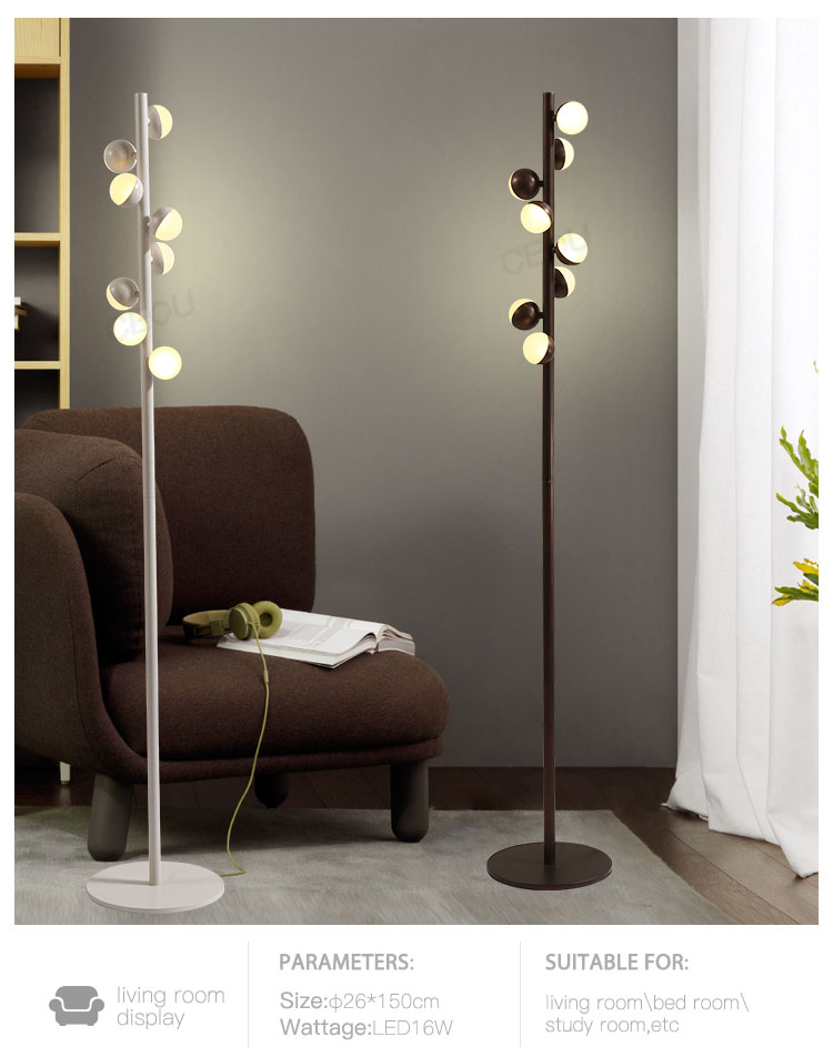 CEOU quality modern adjustable floor lamp customized for living room-9