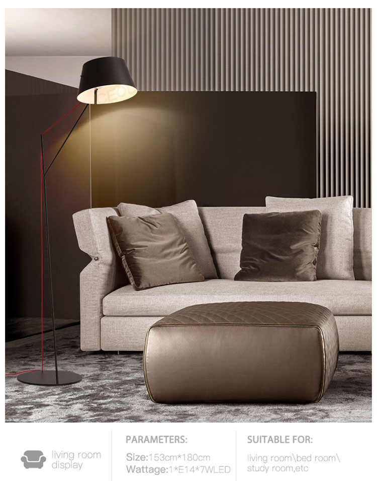 CEOU nordic modern floor lamps manufacturer for living room-8