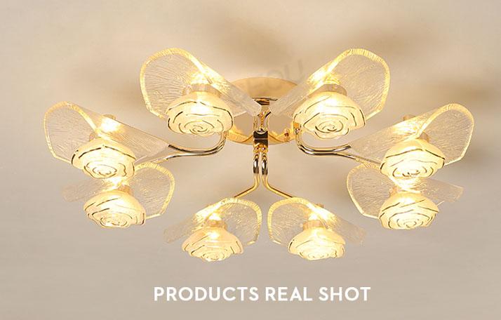 product-CEOU-Original design modern glass flower ceiling light CX1016-img