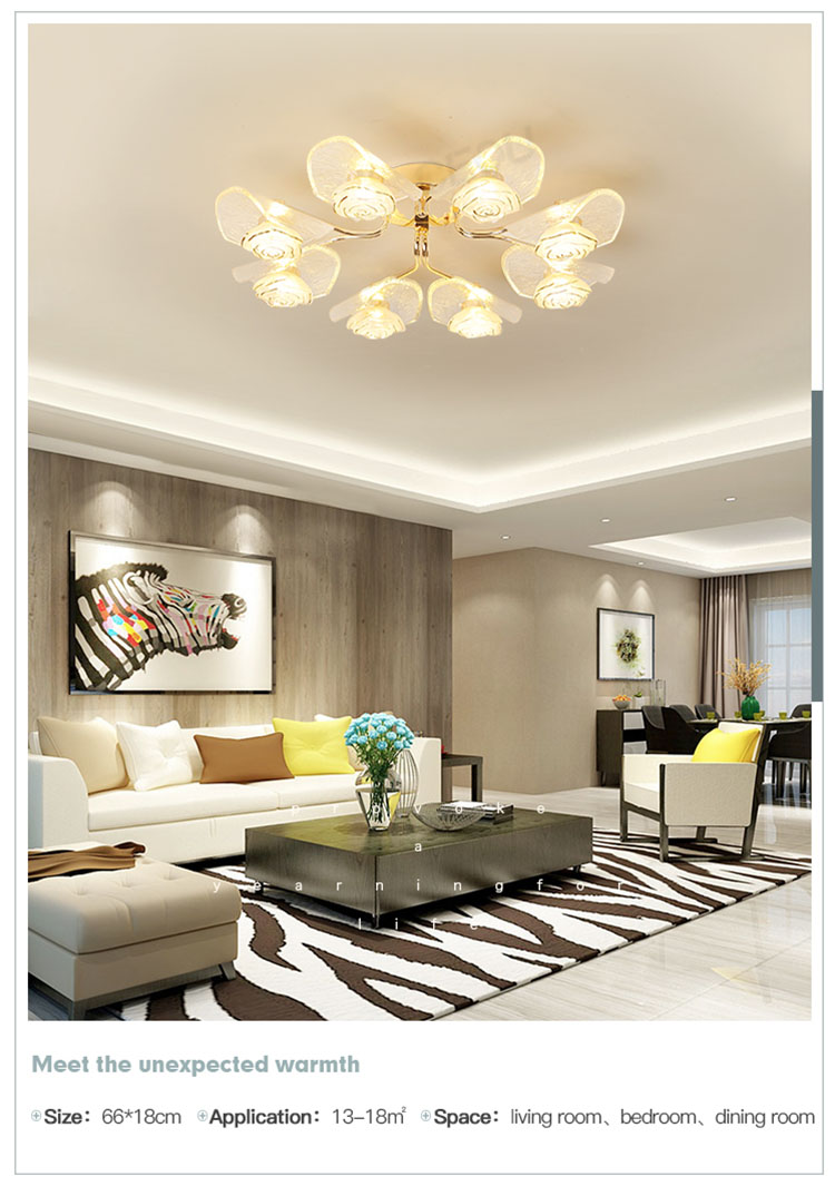 CEOU gold crystal ceiling lights manufacturer for hotel-9
