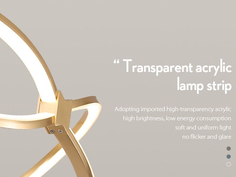 CEOU luxury hanging lamps for living room manufacturer for hotel-6