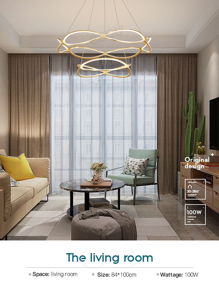 CEOU luxury hanging lamps for living room manufacturer for hotel-10