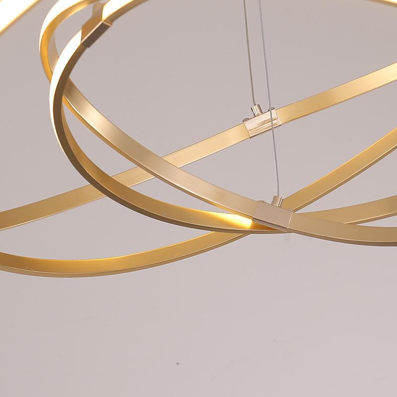 Original patent design decorative modern pendant light CD1003