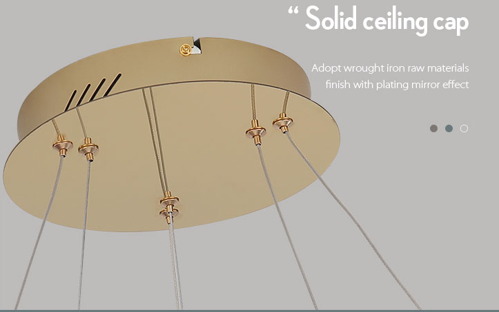 luxury modern chandeliers cheap customized for hotel CEOU-CEOU-img-1