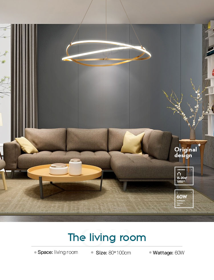CEOU acrylic hanging pendant lights supplier for dinning room-10