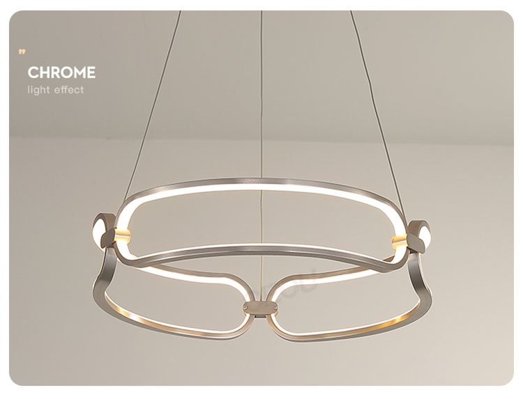 product-2019 new modern decorative circular LED pendant light CD1014-CEOU-img
