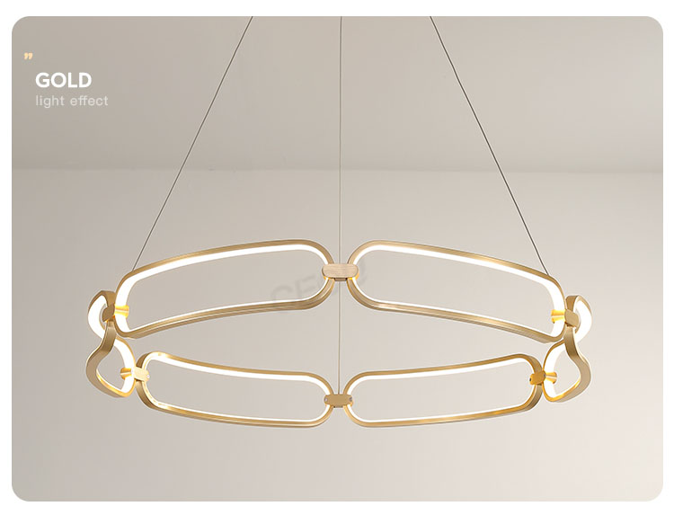 product-CEOU-2019 new modern decorative circular LED pendant light CD1014-img