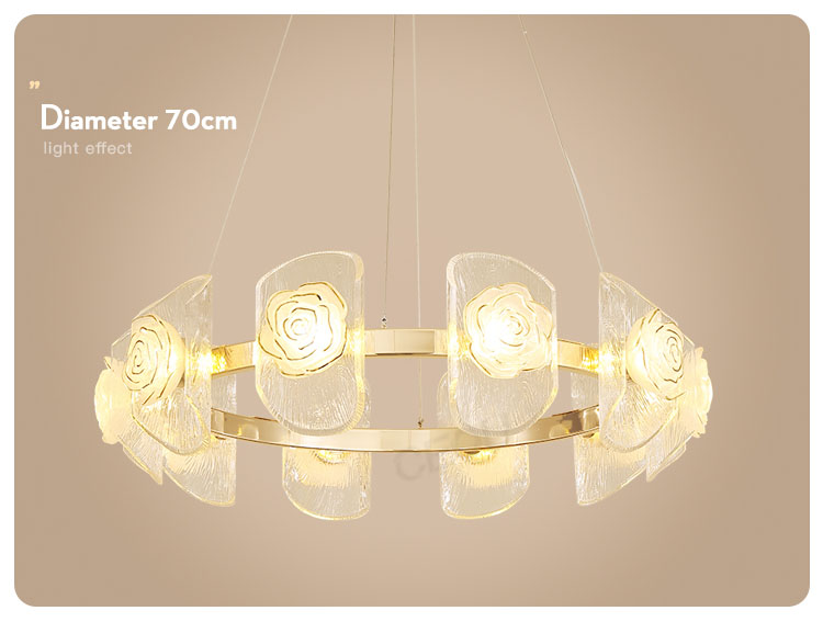 product-Modern Hanging Decorative LED Glass Pendant Light CD1016-CEOU-img