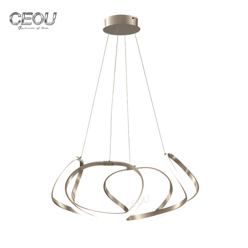 Home decorative modern ceiling pendant lamp for living room CD1018