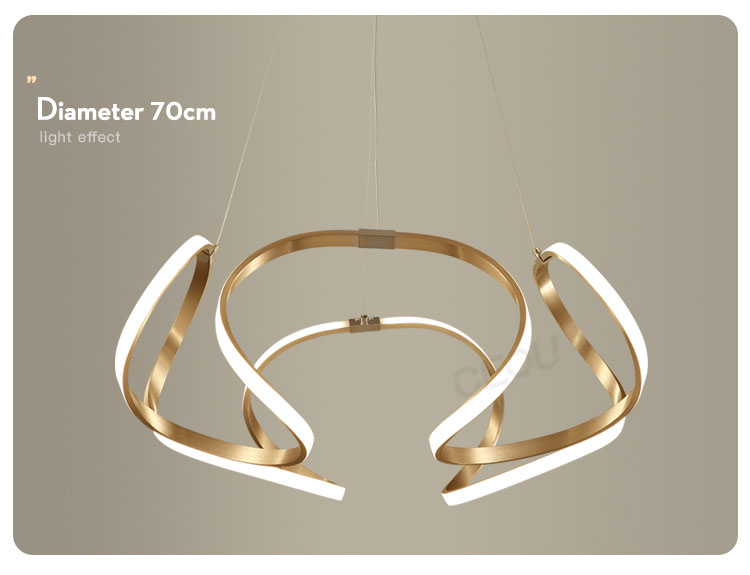 product-Home decorative modern ceiling pendant lamp for living room CD1018-CEOU-img