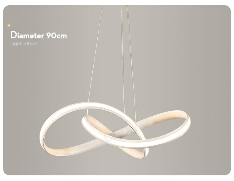 product-CEOU-Simple Modern aluminum linear LED pendant light CD1019-img