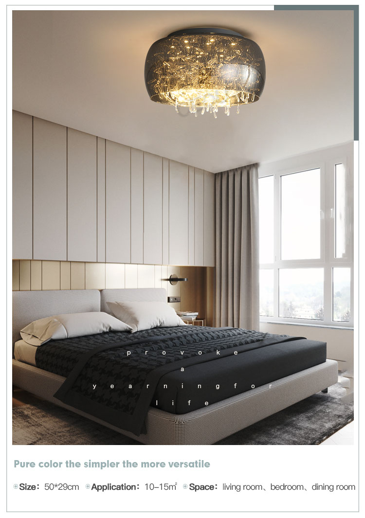 CEOU beautiful ceiling led panel light high quality for bedroom-10