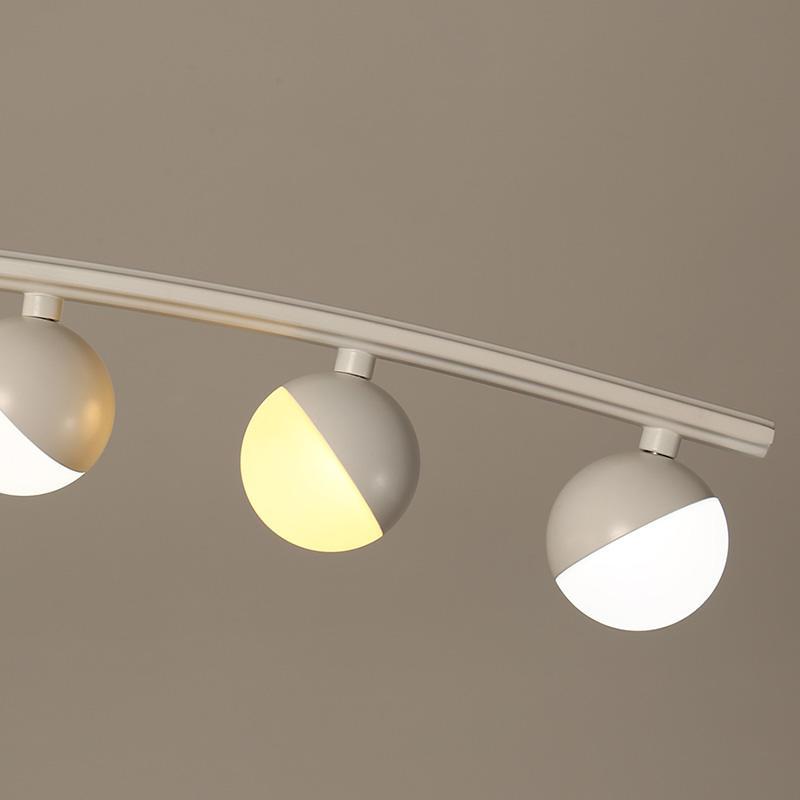 Modern ball design hanging pendant lamp CD1026-10
