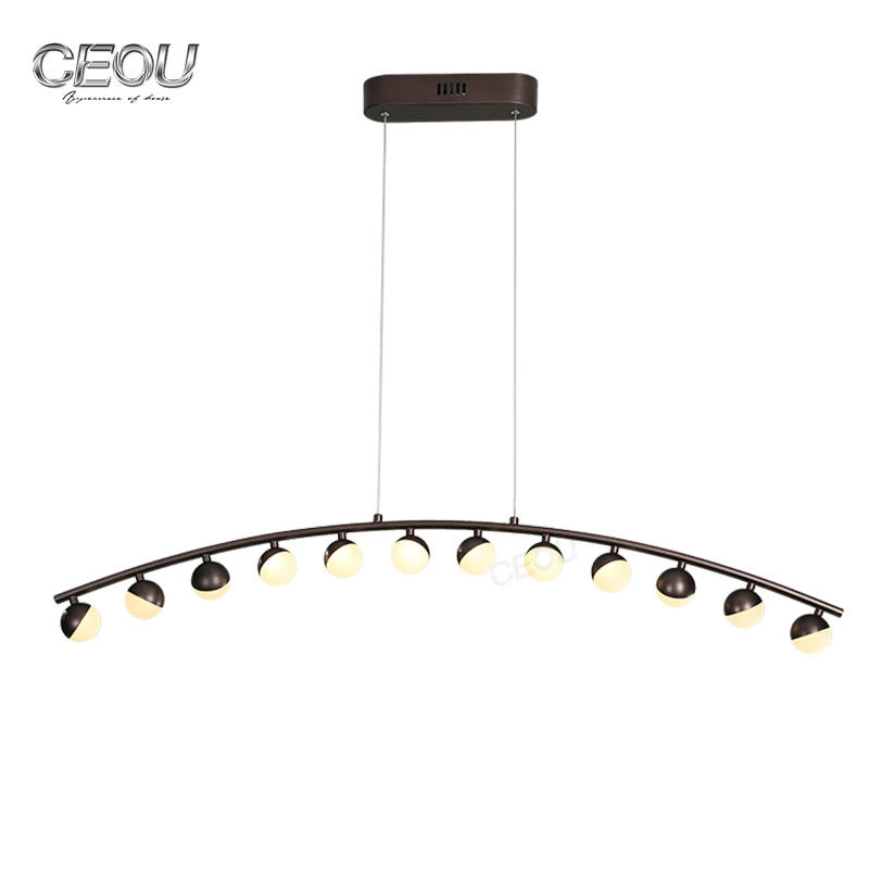 Modern ball design hanging pendant lamp CD1026-10