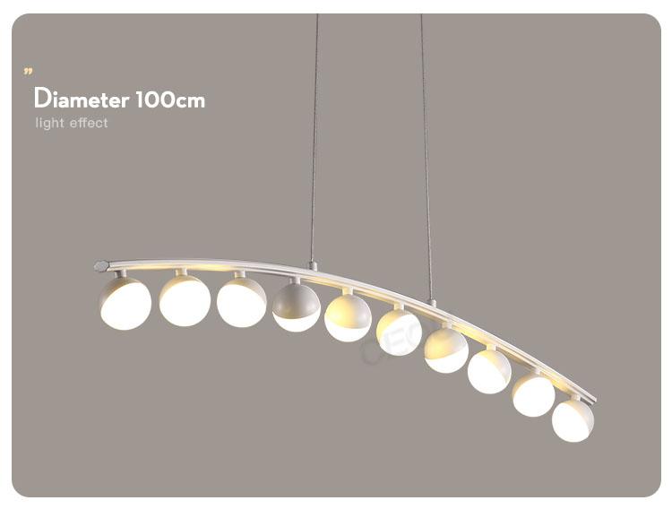 product-Modern ball design hanging pendant lamp CD1026-10-CEOU-img