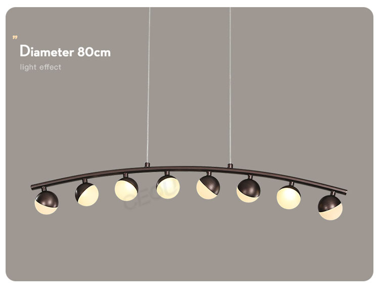 CEOU aluminum pendant light fixtures manufacturer for dinning room-4