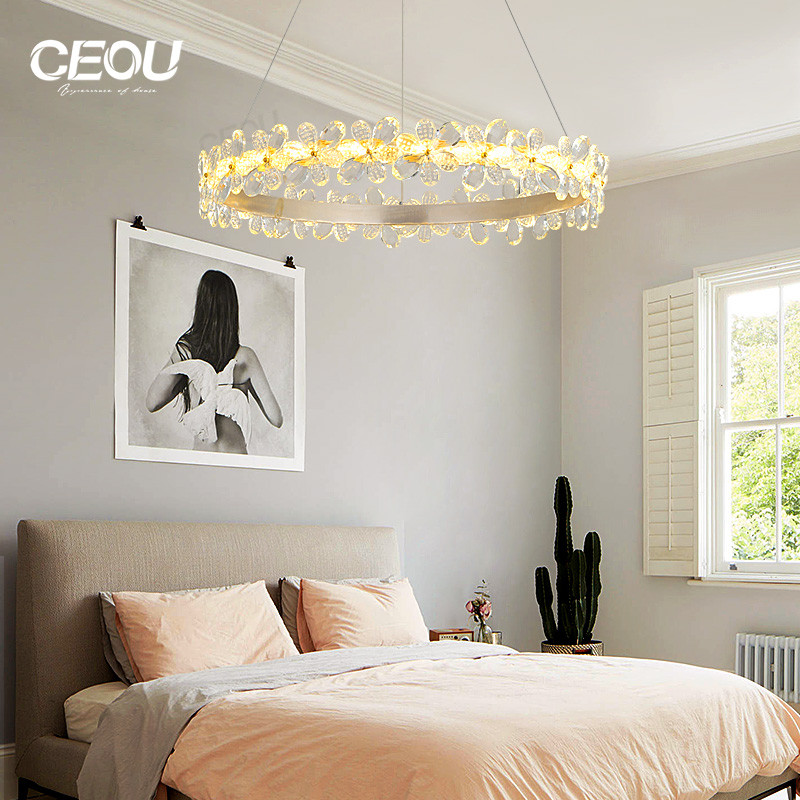 application-CEOU circular hanging lamps for bedroom customized for dinning room-CEOU-img-1