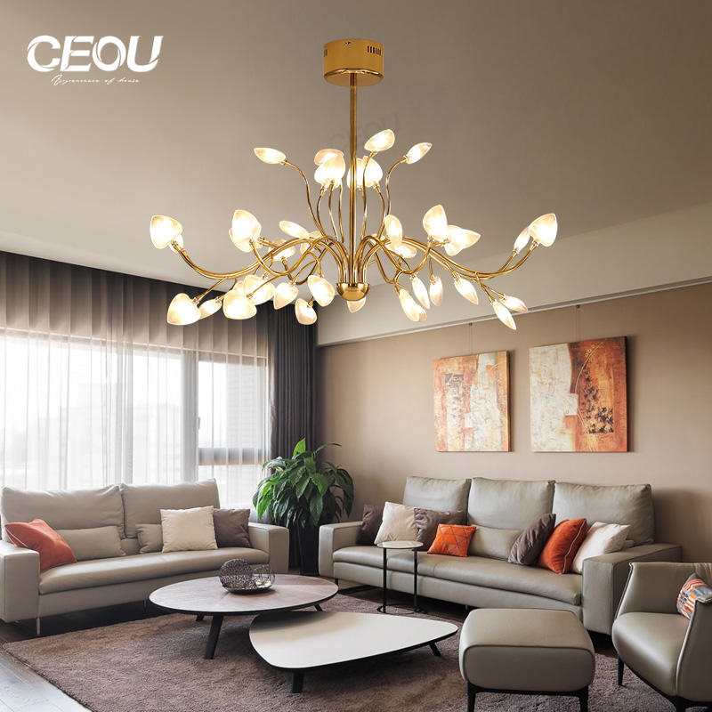 Post-Modern Acrylic Pendant Lamp for Decoration CD2003