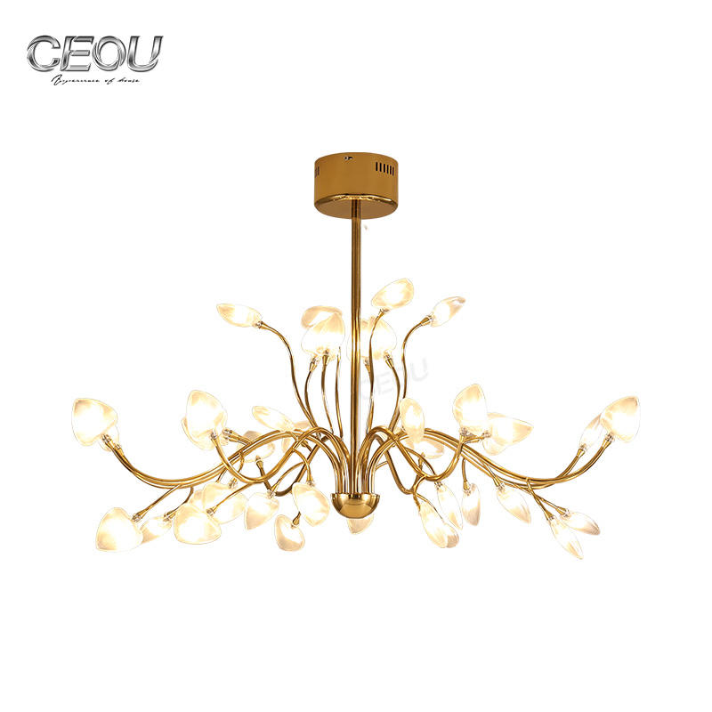 Post-Modern Acrylic Pendant Lamp for Decoration CD2003