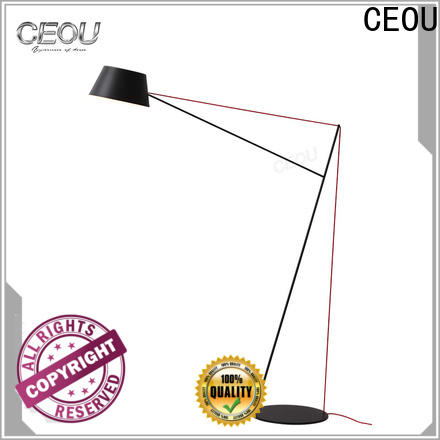 CEOU modern floor lamp Suppliers for hone decor