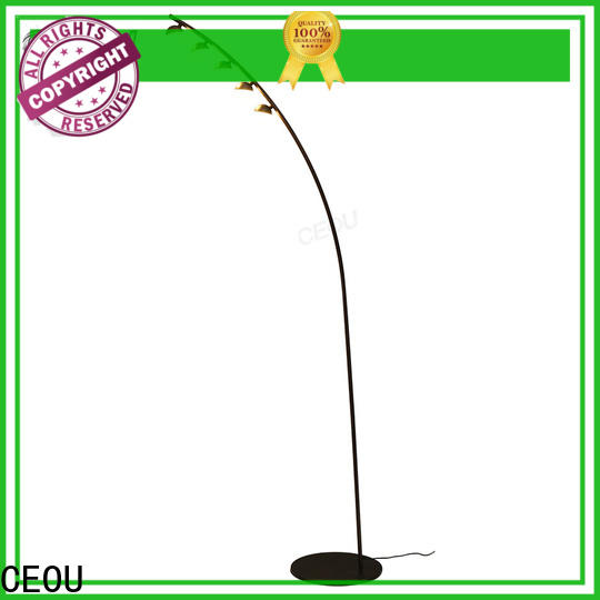 CEOU modern style floor lamps customized for living room