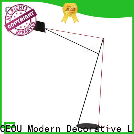 CEOU High-quality floor lamp with dimmer customized for hotel