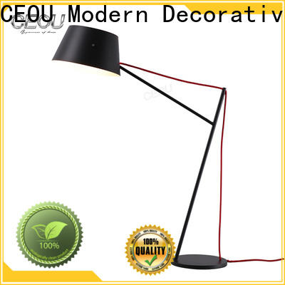 CEOU simple round led table lamp price customized for bedroom