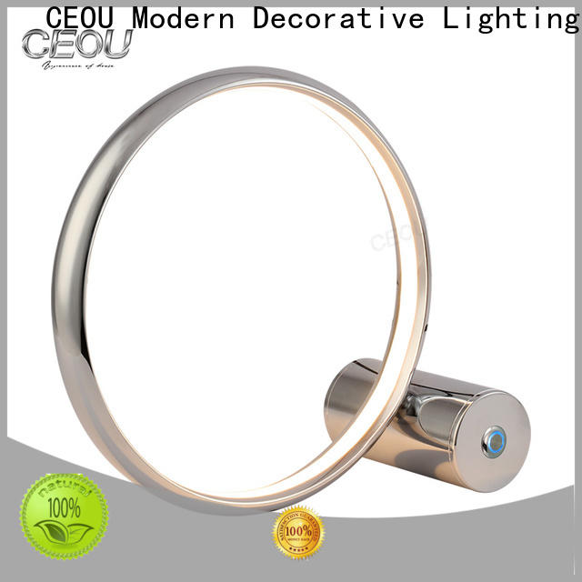 CEOU fancy contemporary table lamps supplier for office