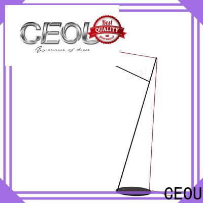 CEOU New modern floor standing lights company for hotel