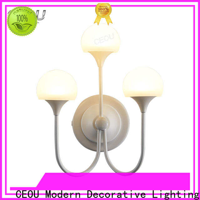 CEOU Wholesale fancy wall lights company for home decor