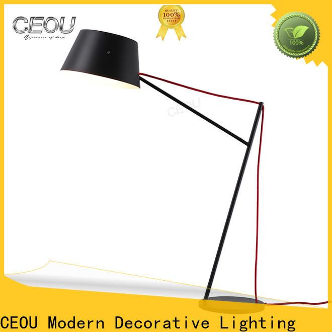 CEOU metal steel metal lamp table factory for residential