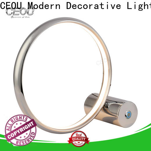 High-quality led table light wrought iron manufacturers