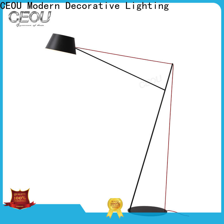 CEOU Latest led floor lamps for home factory for hotel