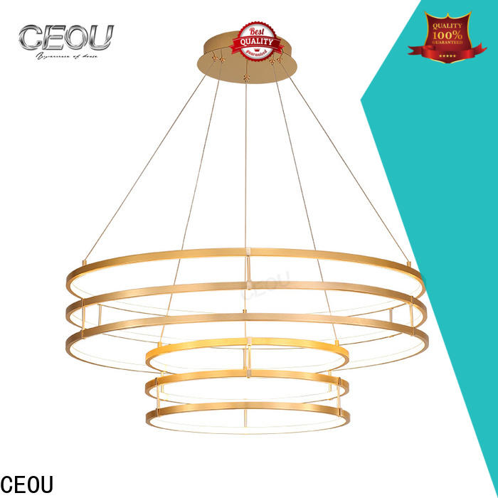 Wholesale chandeliers and pendants linear for hotel