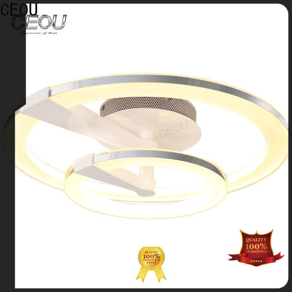 CEOU romantic chandelier ceiling light Supply for hotel